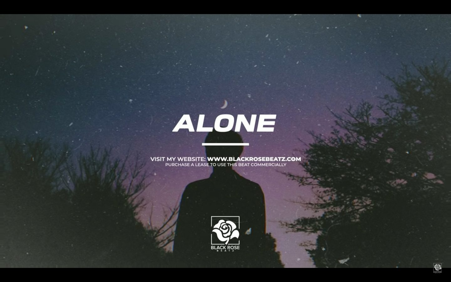Black Rose Beatz / Alone (Official Type Beat Instrumental)
